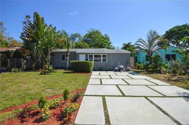 1428 Plunkett St, Hollywood, FL 33020 (MLS #F10279945) :: Berkshire Hathaway HomeServices EWM Realty