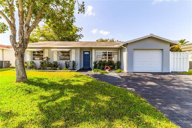 11460 NW 32nd Pl, Sunrise, FL 33323 (MLS #F10279995) :: Patty Accorto Team