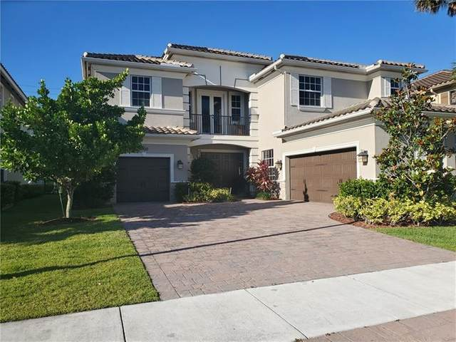 8800 Miralago Way, Parkland, FL 33076 (MLS #F10280006) :: Dalton Wade Real Estate Group