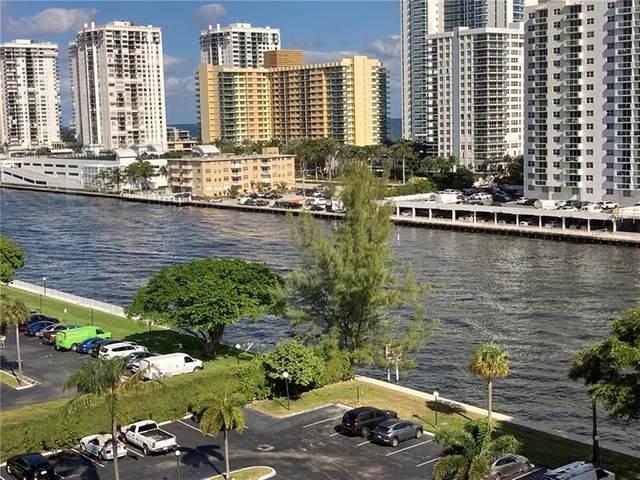 600 Parkview Dr #915, Hallandale Beach, FL 33009 (#F10280029) :: Baron Real Estate