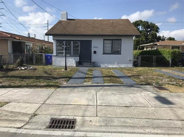 2993 SW 16th Ter, Miami, FL 33145 (MLS #F10280033) :: The Jack Coden Group
