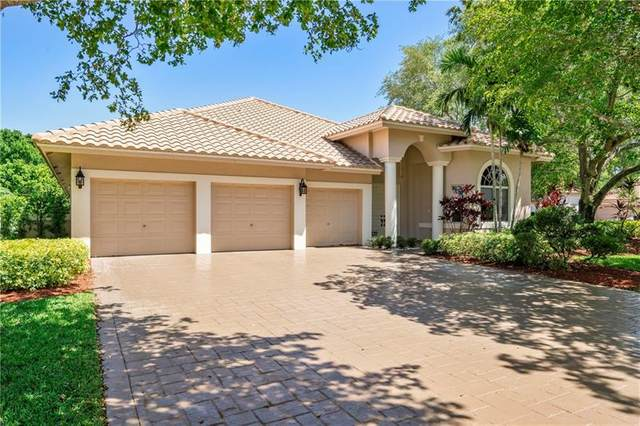 1701 NW 127th Way, Coral Springs, FL 33071 (#F10280035) :: Signature International Real Estate