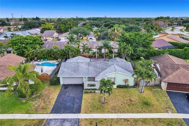 4274 NW 95th Ter, Sunrise, FL 33351 (MLS #F10280036) :: Patty Accorto Team