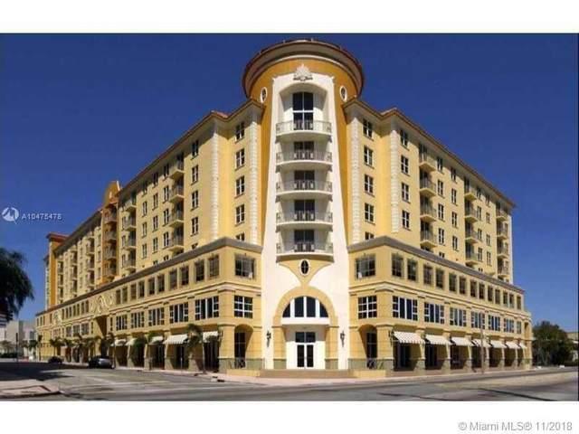 2030 S Ocean Dr #419, Hallandale Beach, FL 33009 (MLS #F10280041) :: The Howland Group