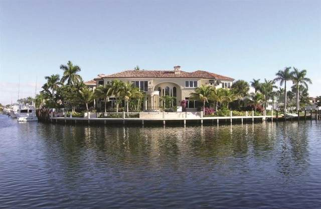 3701 NE 27th Ter, Lighthouse Point, FL 33064 (MLS #F10280063) :: Castelli Real Estate Services