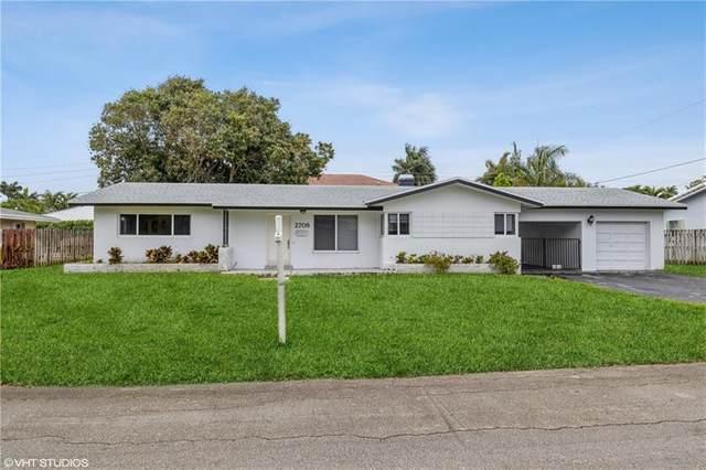 2708 NE 25th Ct, Fort Lauderdale, FL 33305 (#F10280072) :: Michael Kaufman Real Estate
