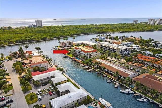 2765 NE 14th St 4E, Fort Lauderdale, FL 33304 (MLS #F10280082) :: Castelli Real Estate Services