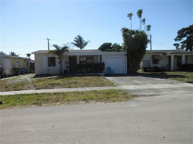 5209 NE 1st Ter, Oakland Park, FL 33334 (MLS #F10280096) :: Castelli Real Estate Services