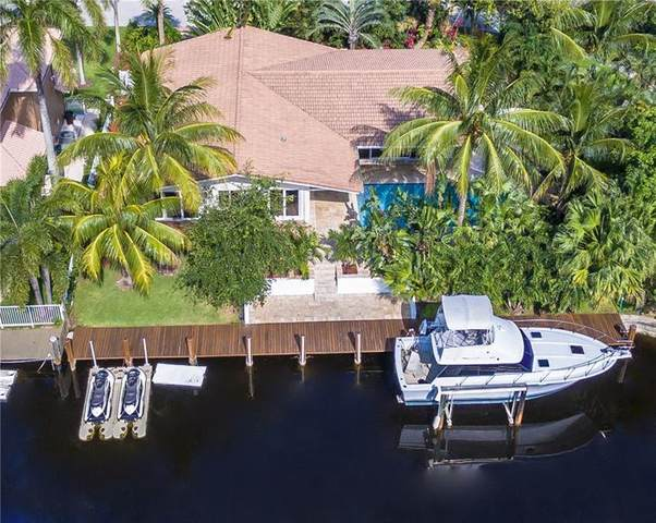 3901 NE 25th Ave, Lighthouse Point, FL 33064 (MLS #F10280101) :: The Jack Coden Group