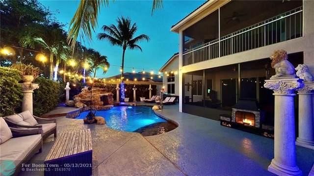 4573 Mariners Cove Dr, Wellington, FL 33449 (MLS #F10280108) :: Miami Villa Group