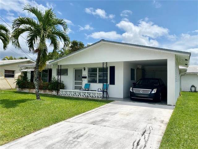 2634 NW 52nd Ct, Tamarac, FL 33309 (MLS #F10280124) :: Lucido Global