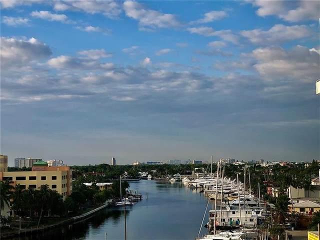 1170 N Federal Hwy #804, Fort Lauderdale, FL 33304 (MLS #F10280127) :: GK Realty Group LLC