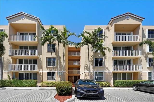 619 E Sheridan St #408, Dania Beach, FL 33004 (#F10280176) :: Posh Properties