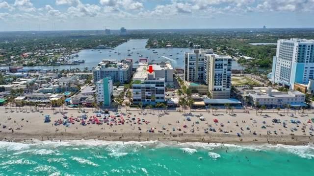 851 N Surf Rd #503, Hollywood, FL 33019 (MLS #F10280179) :: Castelli Real Estate Services