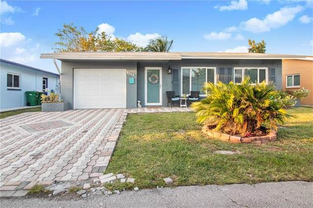 6715 NW 59th St, Tamarac, FL 33321 (MLS #F10280183) :: Lucido Global