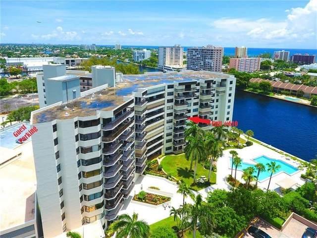 2900 NE 14th Street Cswy #610, Pompano Beach, FL 33062 (#F10280197) :: Ryan Jennings Group