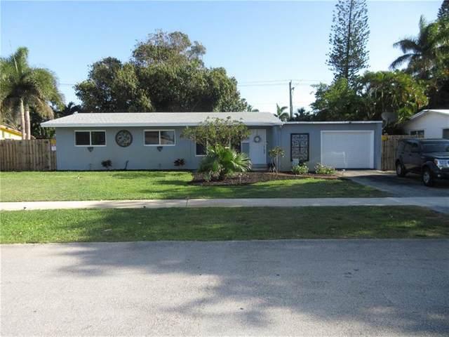 1250 NE 23rd Ct, Pompano Beach, FL 33064 (#F10280199) :: Posh Properties