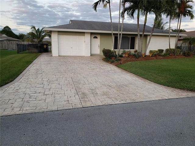 9207 NW 67th St, Tamarac, FL 33321 (MLS #F10280200) :: Lucido Global