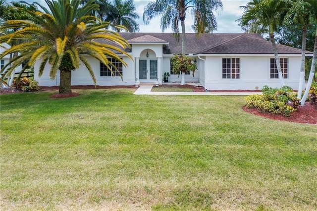 16700 SW 52nd Pl, Southwest Ranches, FL 33331 (MLS #F10280208) :: Green Realty Properties