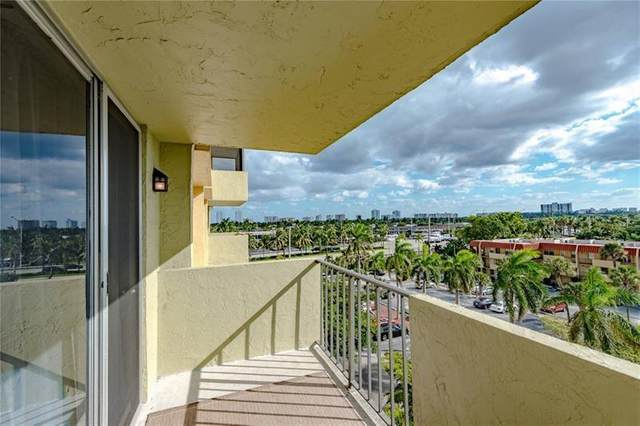 777 S Federal Hwy 609C, Pompano Beach, FL 33062 (MLS #F10280226) :: Green Realty Properties