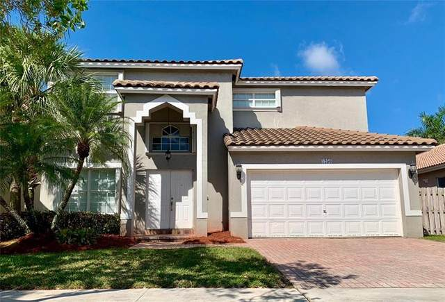 1256 NW 167th Ave, Pembroke Pines, FL 33028 (MLS #F10280251) :: The Paiz Group