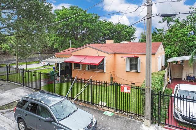 595 NW 34th St, Miami, FL 33127 (#F10280276) :: Signature International Real Estate