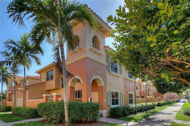 2203 Clipper Pl #5406, Fort Lauderdale, FL 33312 (MLS #F10280283) :: The Howland Group