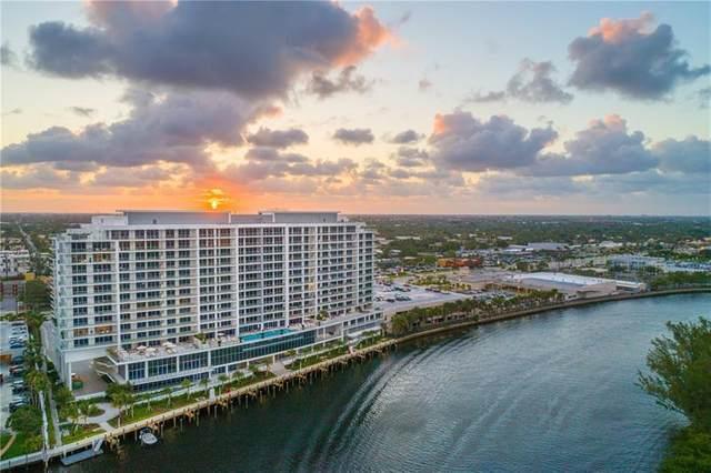 1180 N Federal Hwy #1602, Fort Lauderdale, FL 33304 (#F10280295) :: Signature International Real Estate