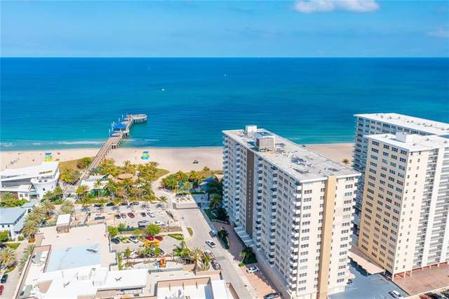 133 N Pompano Beach Blvd #108, Pompano Beach, FL 33062 (MLS #F10280304) :: Castelli Real Estate Services