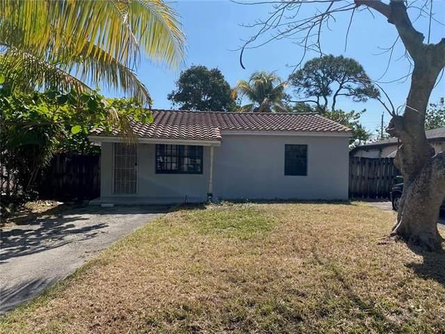 1424 NE 1ST Ave, Fort Lauderdale, FL 33304 (MLS #F10280308) :: The Jack Coden Group