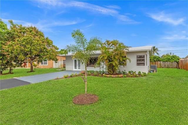2720 NE 11th Avenue, Pompano Beach, FL 33064 (#F10280311) :: Signature International Real Estate