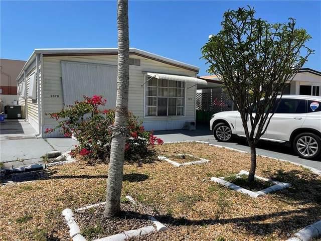 2870 SW 58th Mnr, Fort Lauderdale, FL 33312 (MLS #F10280320) :: Lucido Global
