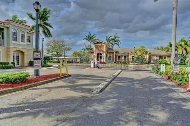 9127 Whistable Walk, Tamarac, FL 33321 (MLS #F10280350) :: Berkshire Hathaway HomeServices EWM Realty