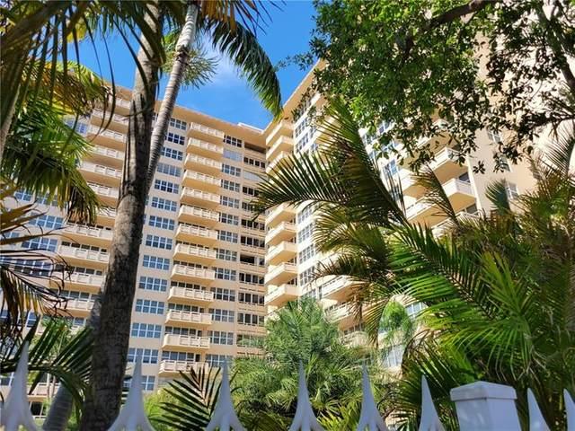 3333 NE 34th St #1718, Fort Lauderdale, FL 33308 (#F10280464) :: Real Treasure Coast