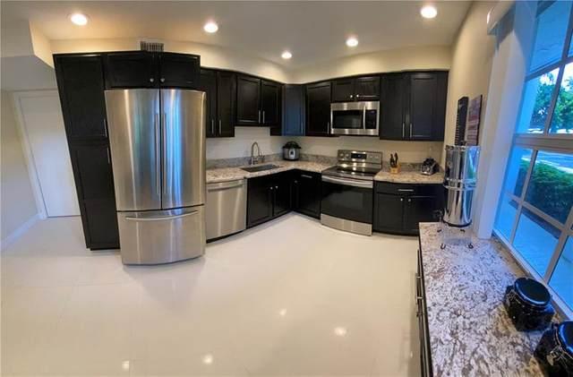 821 Cypress Blvd #110, Pompano Beach, FL 33069 (#F10280492) :: Posh Properties