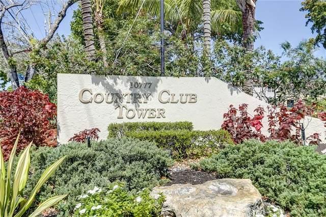 10777 W Sample Rd #403, Coral Springs, FL 33065 (MLS #F10280509) :: Dalton Wade Real Estate Group