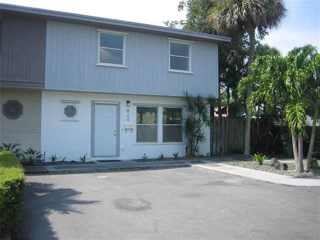 824 NE 18th Ct #824, Fort Lauderdale, FL 33305 (MLS #F10280512) :: Castelli Real Estate Services
