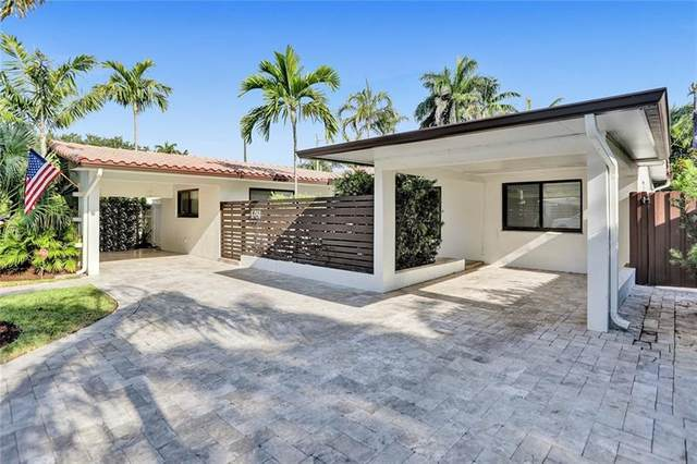 1781 NE 19th St, Fort Lauderdale, FL 33305 (MLS #F10280516) :: The Jack Coden Group