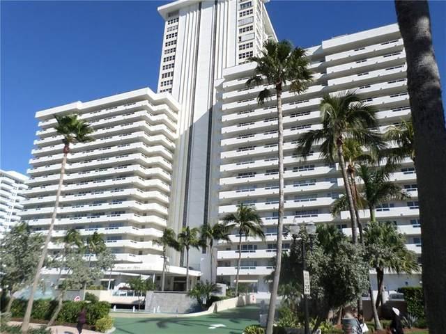3900 Galt Ocean Drive #1110, Fort Lauderdale, FL 33308 (#F10280517) :: Real Treasure Coast