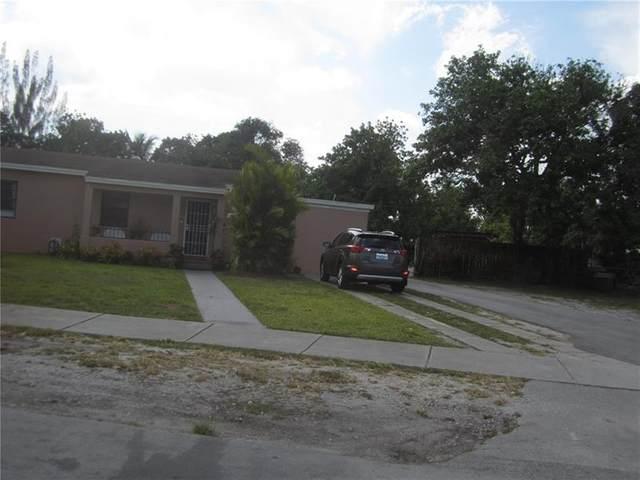 18730 NW 6th Ct, Miami, FL 33169 (#F10280521) :: Real Treasure Coast