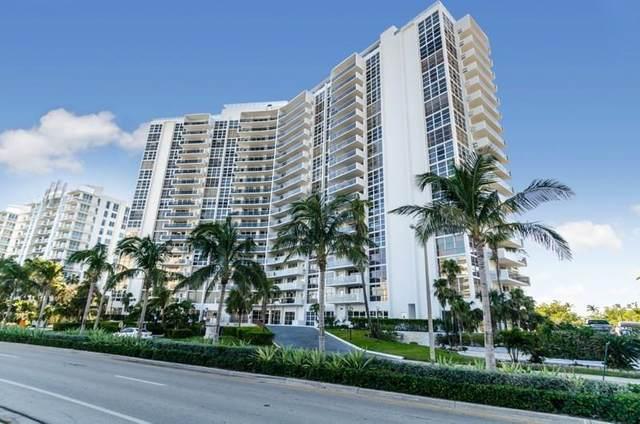 2841 N Ocean Blvd #405, Fort Lauderdale, FL 33308 (MLS #F10280531) :: Castelli Real Estate Services