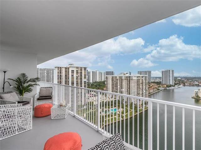 2851 NE 183rd St 2216E, Aventura, FL 33160 (#F10280608) :: Posh Properties