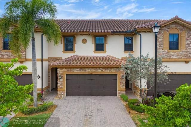 8447 Lake Majesty Ln, Parkland, FL 33076 (#F10280615) :: The Rizzuto Woodman Team