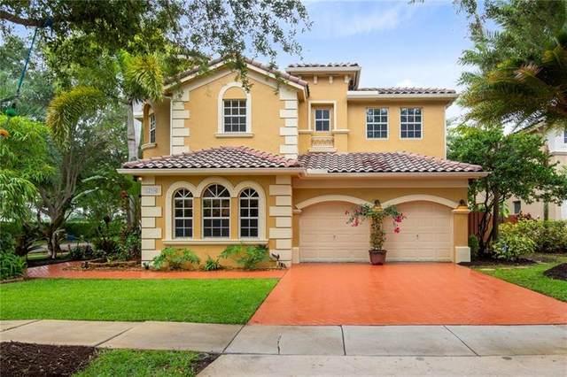 12704 SW 51st Ct, Miramar, FL 33027 (#F10280617) :: Signature International Real Estate