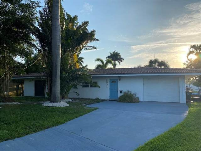 4931 NE 25th Ave, Lighthouse Point, FL 33064 (MLS #F10280618) :: Castelli Real Estate Services