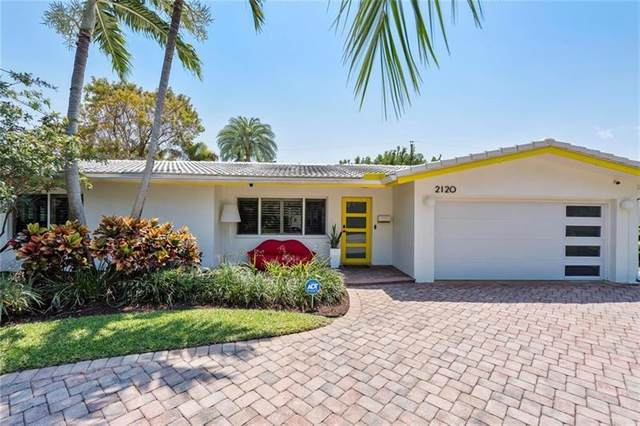 2120 NE 54th Ct, Fort Lauderdale, FL 33308 (MLS #F10280624) :: Patty Accorto Team