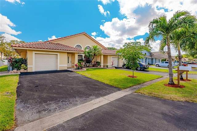 12132 NW 23rd Mnr, Coral Springs, FL 33065 (MLS #F10280628) :: Castelli Real Estate Services