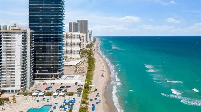 2030 S South Ocean Blvd #1211, Hallandale Beach, FL 33009 (MLS #F10280632) :: Berkshire Hathaway HomeServices EWM Realty
