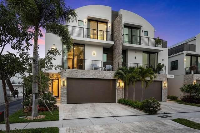 106 NE 16th Ter, Fort Lauderdale, FL 33301 (MLS #F10280702) :: Berkshire Hathaway HomeServices EWM Realty