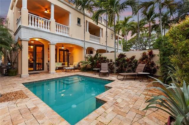 1210 NE 1st St #1210, Fort Lauderdale, FL 33301 (MLS #F10280726) :: Berkshire Hathaway HomeServices EWM Realty